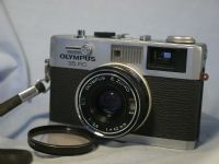 '      35RC -NICE SET- ' Olympus 35RC Rangefinder Camera  -NICE SET- £29.99